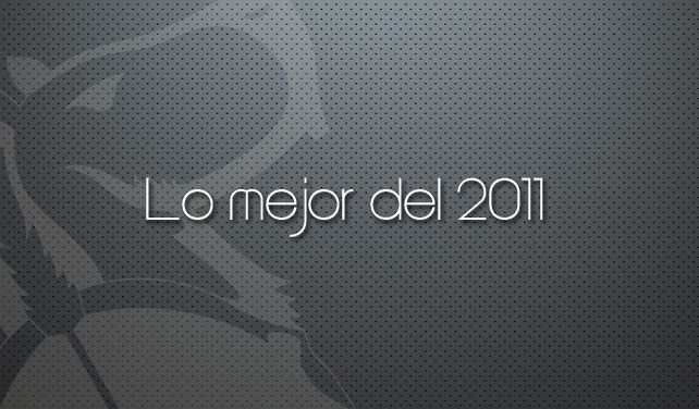 Galería: Lo Mejor del 2011
