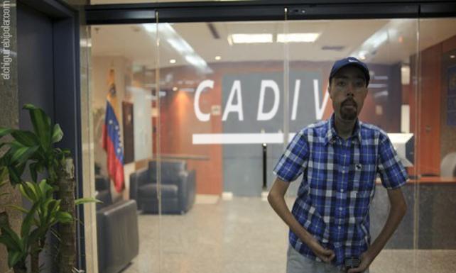 Maickel Melamed asume nuevo reto: hacer declaración jurada de CADIVI