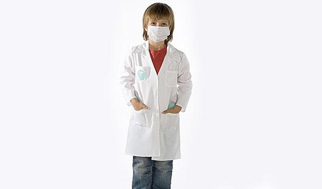 Luego de ver capítulo de House, niño de 12 años podrá ejercer medicina