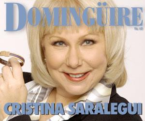 Domingüire 60: Cristina Saralegui