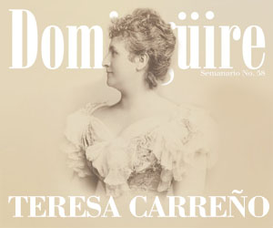 Domingüire 58: Teresa Carreño (2 pag.)