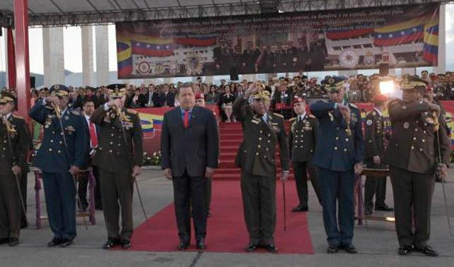 Rangel Silva suma el Ministerio de la Defensa a sus futuros ex-trabajos mal realizados