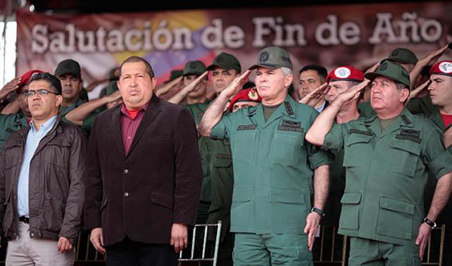 Chávez nombra a General desempleado como Ministro de Asuntos Civiles