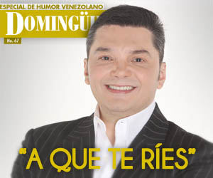 Domingüire Nro.67: Especial de Humor Venezolano (2 Pag.)