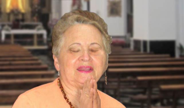 """Católica opositora reza 20 credos por la salud """"del desgraciado ese"""""""