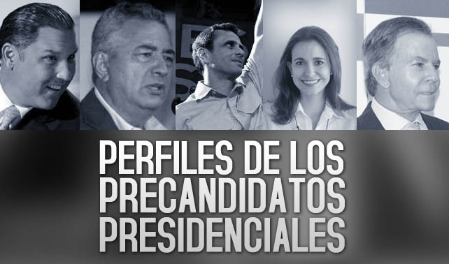Perfiles de los Precandidatos Presidenciales
