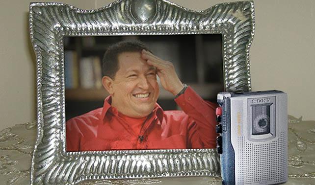 Alto Mando discute si fotografía y grabador con la voz de Chávez podrían sucederlo