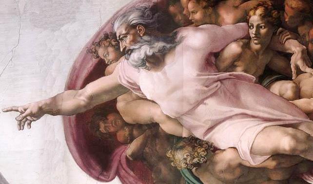 Por primera vez en la historia Dios no sabe qué va a pasar el 8 de octubre