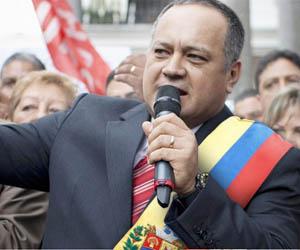 Presidente Diosdado Cabello nos pidió que redactáramos esta noticia