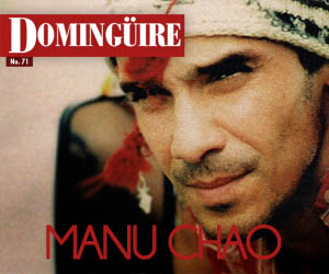 Domingüire Nro.71: Manu Chao