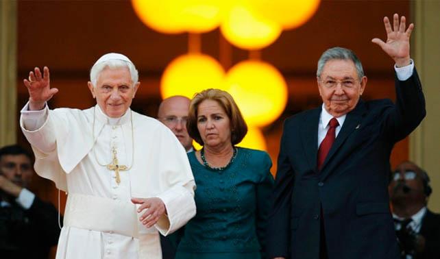 Institución que no cambia desde hace 20 siglos exige cambios en Cuba