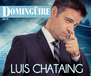 Domingüire Nro.75: Luis Chataing