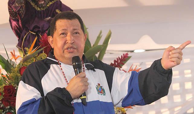 Chávez pide a Dios que se lleve a Diosdado, al Gato o al que sea, pero a él no