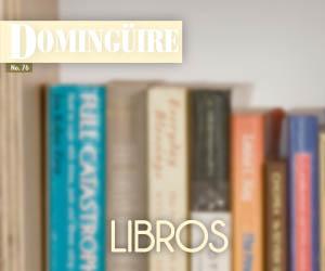 Domingüire Nro.76: Libros