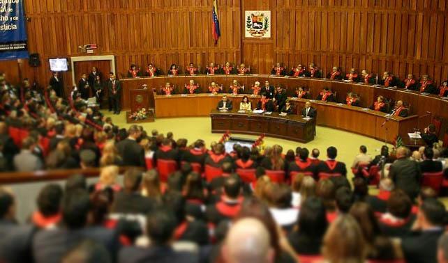 Otros 31 Magistrados del TSJ se acusan a sí mismos de ser demasiado honestos
