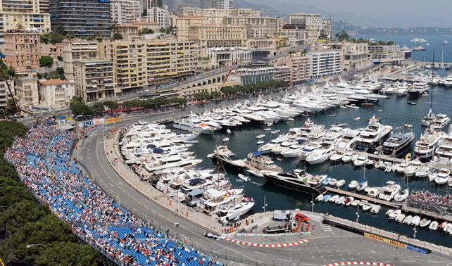 """Venetur ofrece """"Paquete irónico"""": Dólares socialistas para ver deporte elitista en Mónaco"""