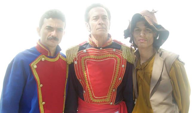 Nueva película sobre Bolívar reactiva industria del fieltro