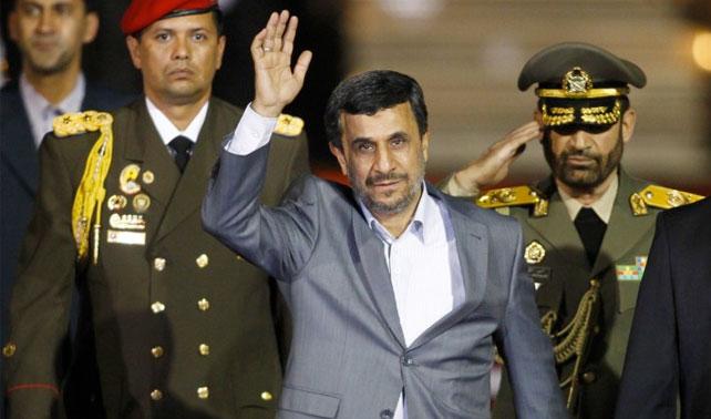 Ajustan a Venezuela al siglo XIX para que Ahmadinejah se sienta cómodo