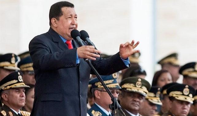 Chávez asegura que quien no se sienta cubano no es venezolano
