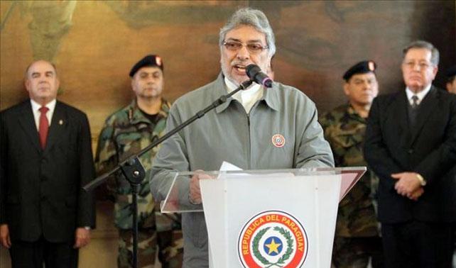 Algo bueno o malo pasó en Paraguay dependiendo de si eres chavista o no