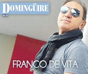 Domingüire Nro.83: Franco de Vita