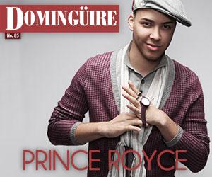 Domingüire Nro. 85: Prince Royce
