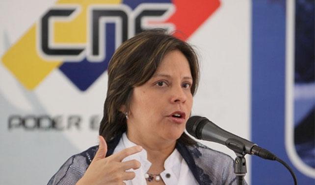 CNE suplica a oposición que denuncie que el Poder Electoral es tramposo