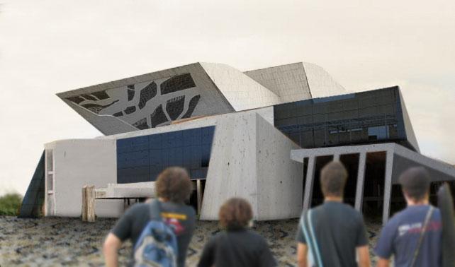 Aula Magna de la Universidad del Zulia termina de construirse por sí misma