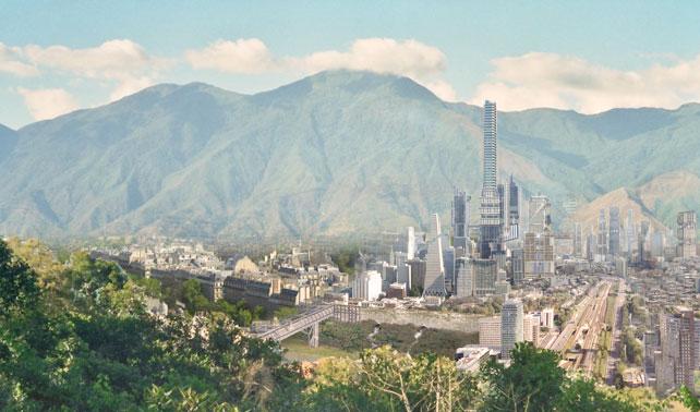 Gobierno devela gráficos 3D de lo que ha podido ser un país próspero