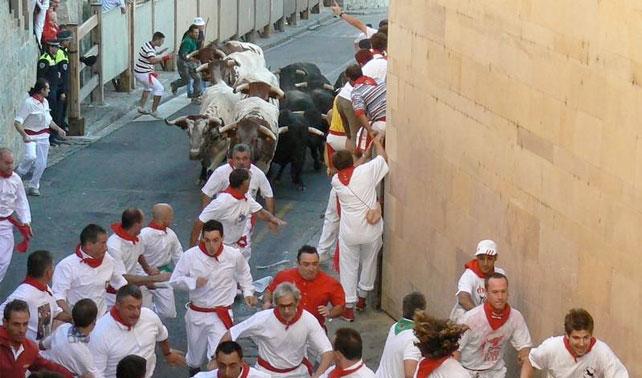 Españoles confían que toros reduzcan el desempleo matando a varios compatriotas