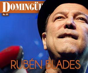 Domingüire Nro.89: Rubén Blades