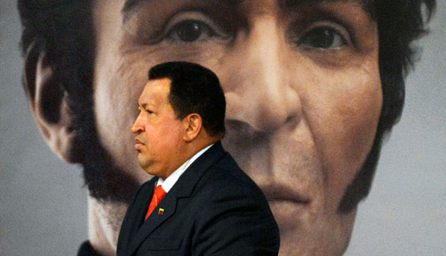 Chávez celebra nacimiento de blanco burgués criado por esclava y tutores personales