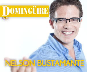 Domingüire Nro.92: Nelson Bustamante