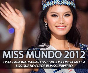 Domingüire Nro.91: Miss Mundo 2012