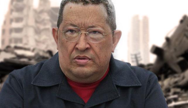 Chávez del 2019 reprocha errores de Chávez del 2012