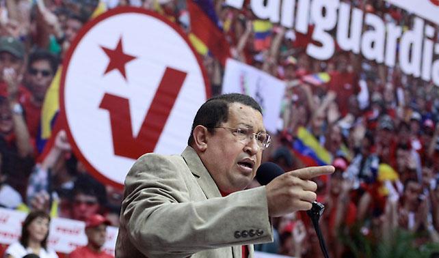 Entre 10 opciones, PSUV escoge en primarias al dedo índice de Chávez