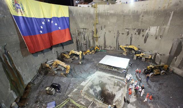 Inexistente línea 5 del Metro de Caracas no presenta retrasos