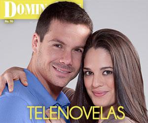 Domingüire Nro96: Especial de Telenovelas (2 Páginas)