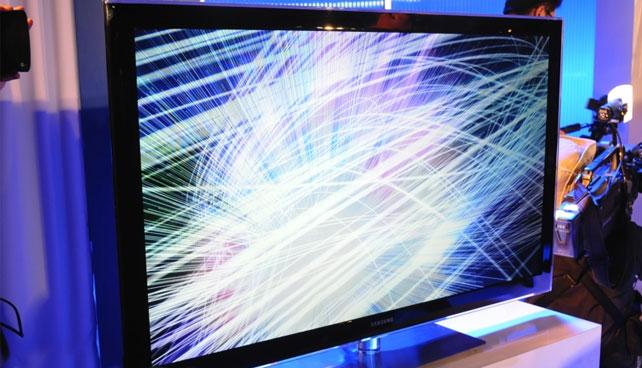 """Samsung presenta Tablet con pantalla de 42"""" no táctil que solo sirve para ver tele"""