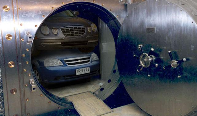Banco Central de Venezuela mueve sus reservas a carros usados