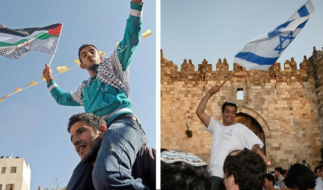 Conflicto en el medio Oriente se detiene para celebrar que se acabó Twilight