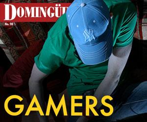 Domingüire Nro98: Gamers (2 Páginas)