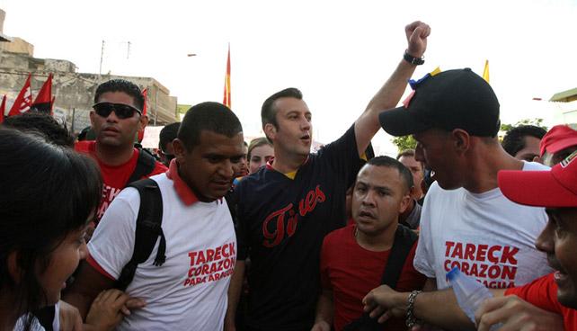 Aspirantes del PSUV salen a conocer territorio donde fueron nombrados candidatos