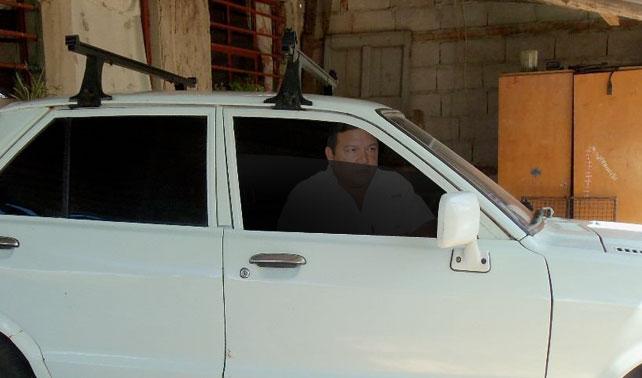 Andrés Velásquez le pone vidrios ahumados al carro para que no le roben más elecciones