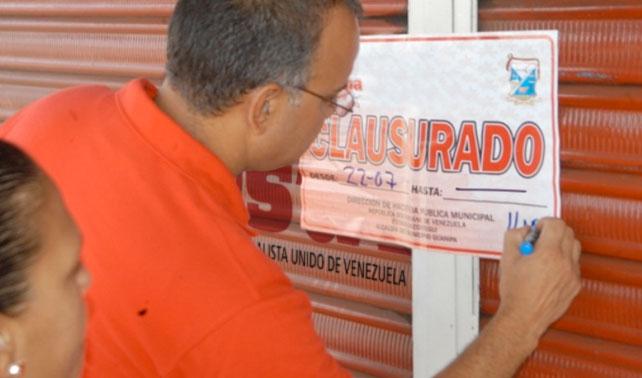 INDEPABIS clausura al PSUV por oferta electoral engañosa