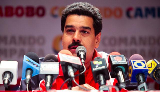 Maduro practica presidencia violando leyes electorales