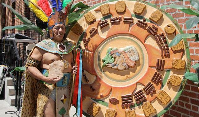 Mayas explican que el fin del mundo era solo para los venezolanos que mataron hoy