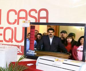 Nuevos tvs de Mi Casa Bien Equipada vendrán con jalabolismo chavista preinstalado