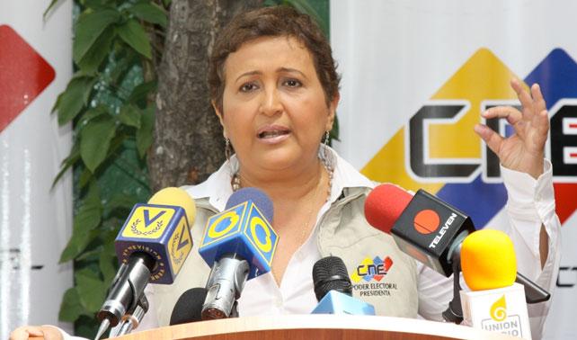 CNE admite que se le olvidó que hoy habían elecciones