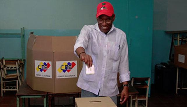 Aristóbulo votó en Cumaná pensando que era una ciudad de Anzoátegui